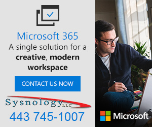 Sysnology is a Microsoft Silver Partner